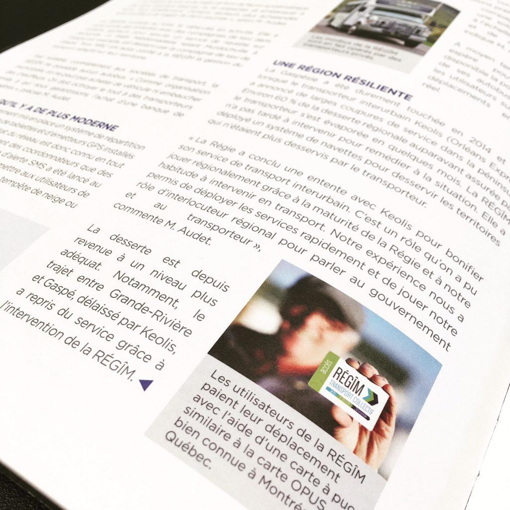 article magazine Marché Municipal